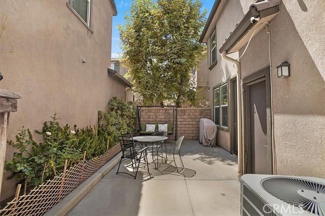 back patio /yard