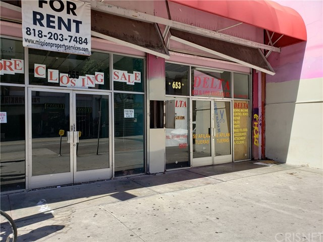 653 S Los Angeles Street, Los Angeles, CA 90014
