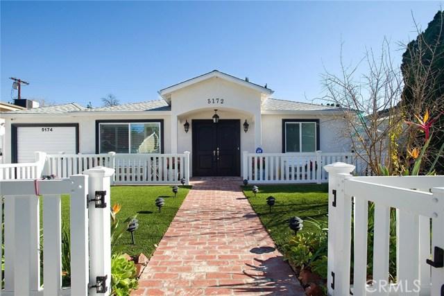 5172 Nestle Avenue, Tarzana, CA 91356