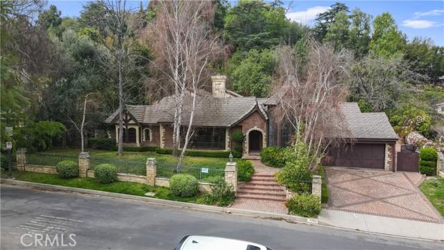 4301 Valley Meadow Rd, Encino, CA 91436
