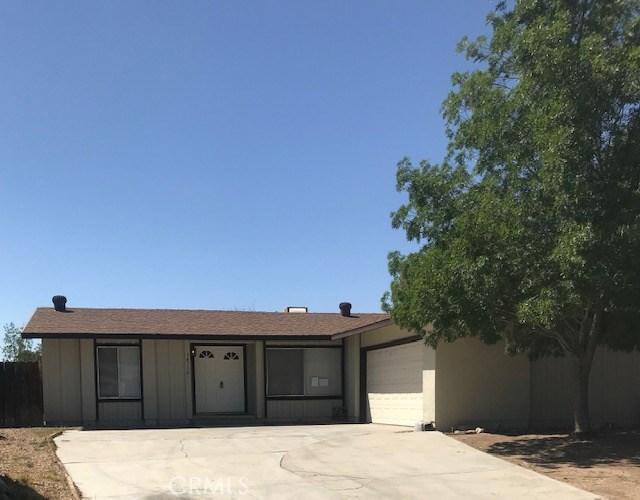 10710 Applewood Drive, California City, CA 93505