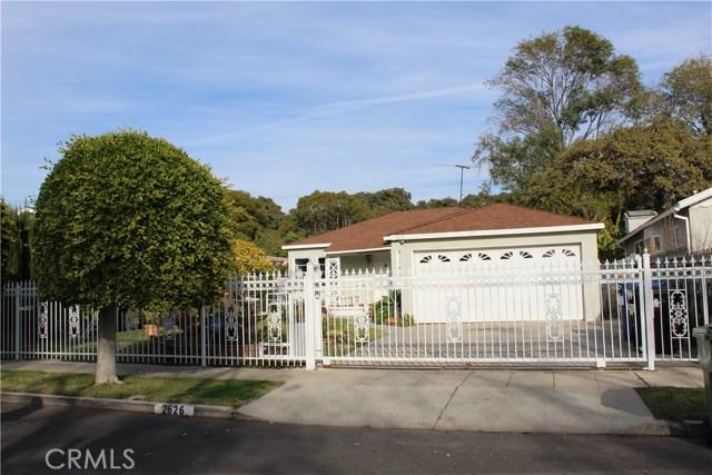2626 Coolidge Avenue, West Los Angeles, CA 90064