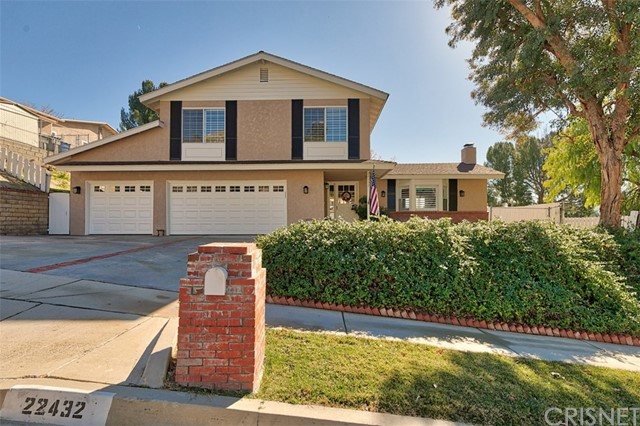 22432 Barbacoa Drive, Saugus, CA 91350