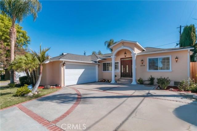 4938 Alonzo Avenue, Encino, CA 91316