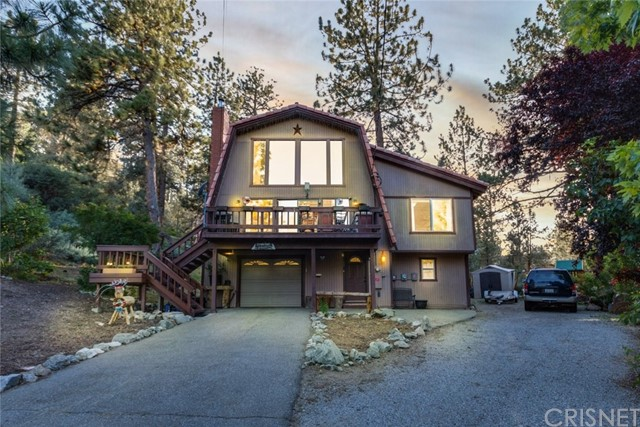 16616 Oakwood Way, Pine Mtn Club, CA 93304