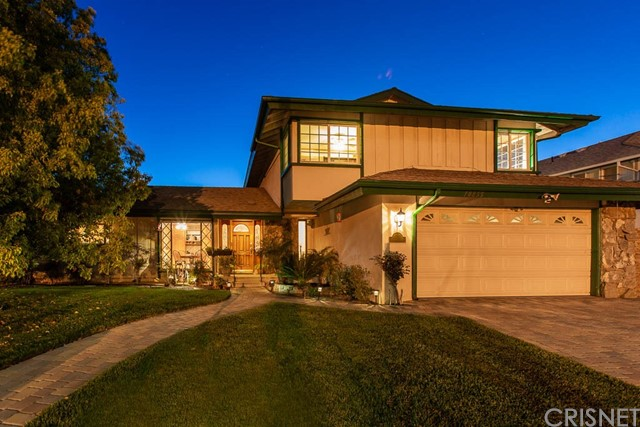 10855 Beckford Avenue, Porter Ranch, CA 91326