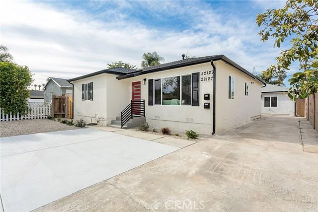 22129 Schoolcraft Street, Canoga Park, CA 91303