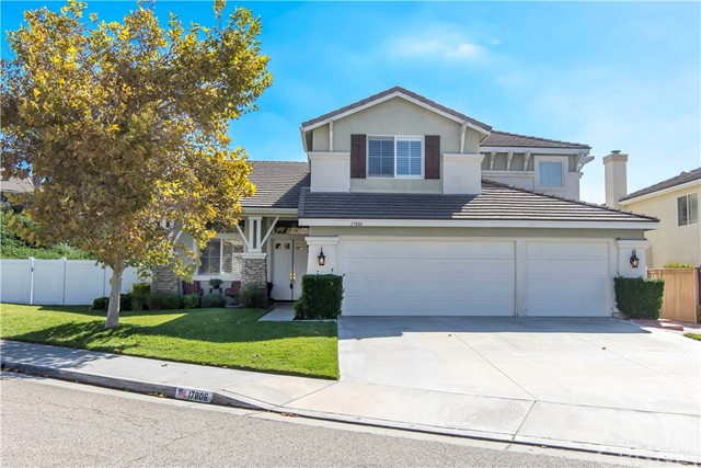 17806 Timber Branch Place, Canyon Country, CA 91387