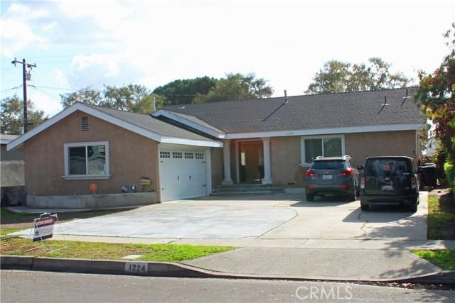 1224 W Ash Avenue, Fullerton, CA 92833