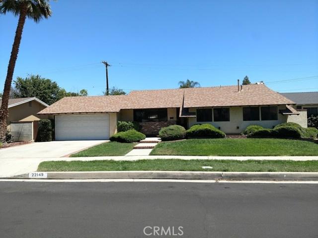 22149 Burton Street, Canoga Park, CA 91304
