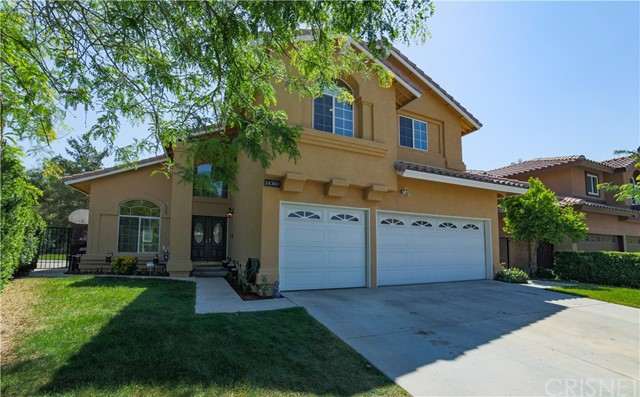 14360 Cascade Court Canyon Country, CA 91387