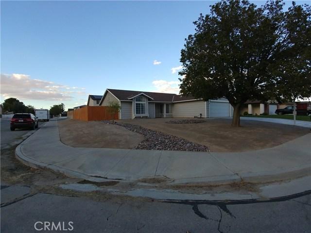 2071 Candice Avenue, Rosamond, CA 93560