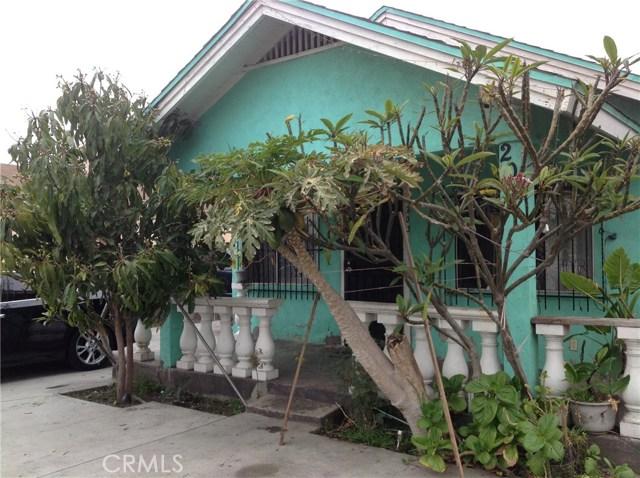 203 E 81st Street, Los Angeles, CA 90003