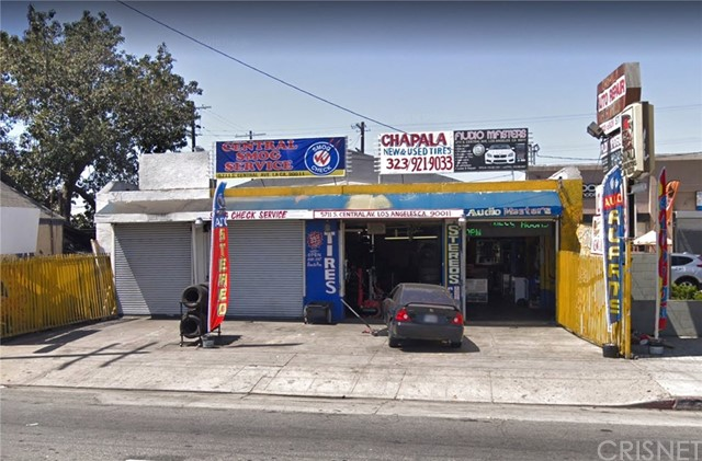 5711 S Central Avenue, Los Angeles, CA 90011