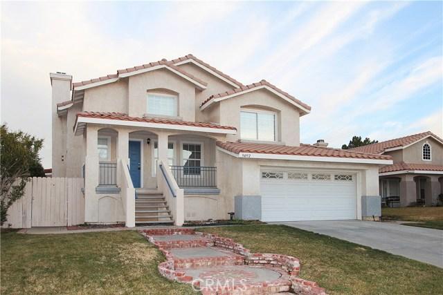 36952 Firethorn Street, Palmdale, CA 93550