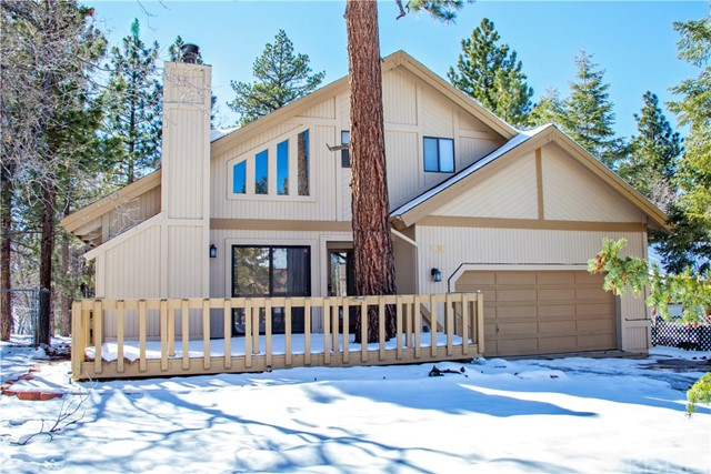 1695 Cascade Road, Big Bear, CA 92314