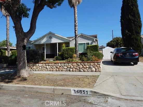 14651 Minnehaha Street, Mission Hills (San Fernando), CA 91345