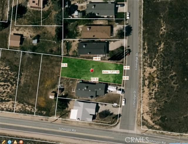 0 Vac/Limeridge Dr/Vic Johnson Road, Lake Elizabeth, CA 93532