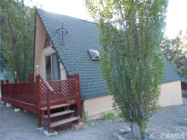 2201 Glacier Drive, Pine Mtn Club, CA 93222