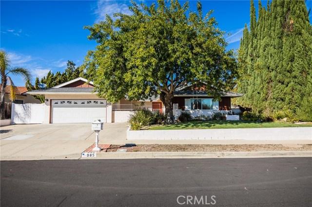 985 Calle Contento, Thousand Oaks, CA 91360