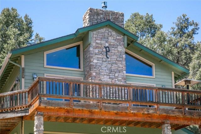 2205 Tirol (Tumbleweed) Drive, Pine Mtn Club, CA 93225
