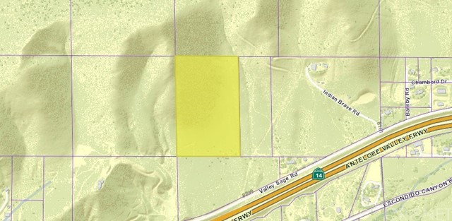 Land in beautiful Agua Dulce- Lots of opportunity!