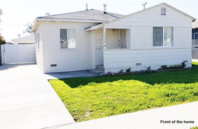 5134 W 133rd Street, Hawthorne, CA 90250