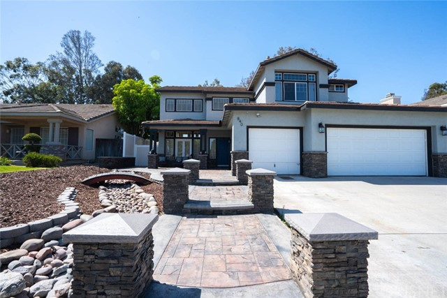 840  Homestead Road, Corona, California