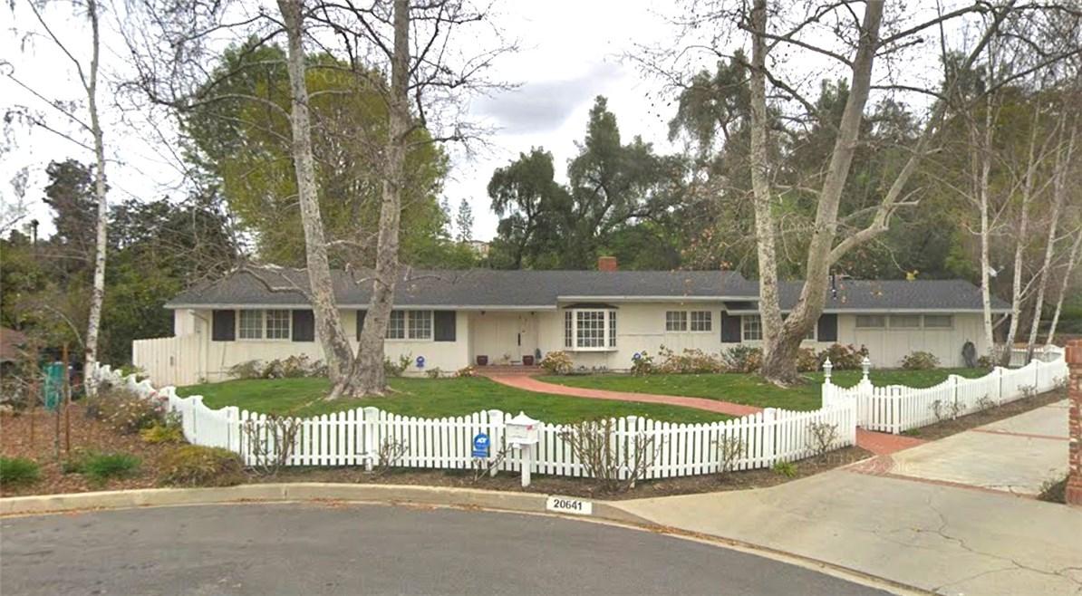 20641 Martinez Street, Woodland Hills, CA 91364