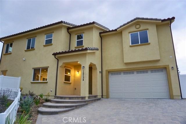 15734 Liggett Street, North Hills, CA 91343