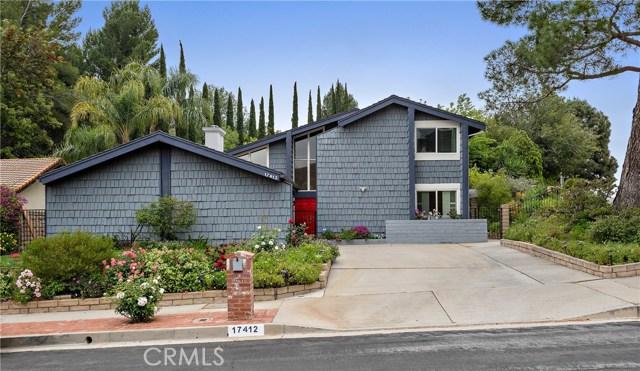 17412 Cagney Street, Granada Hills, CA 91344