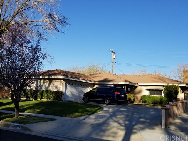 44516 15th Street W, Lancaster, CA 93534
