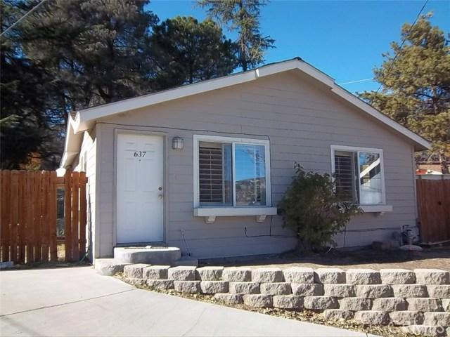 637 Santa Cruz, Frazier Park, CA 93225 Photo 0