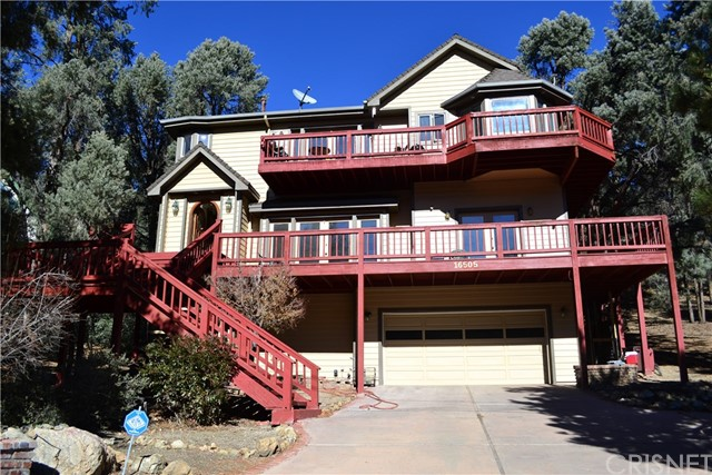 16505 Grizzly Drive, Pine Mtn Club, CA 93222