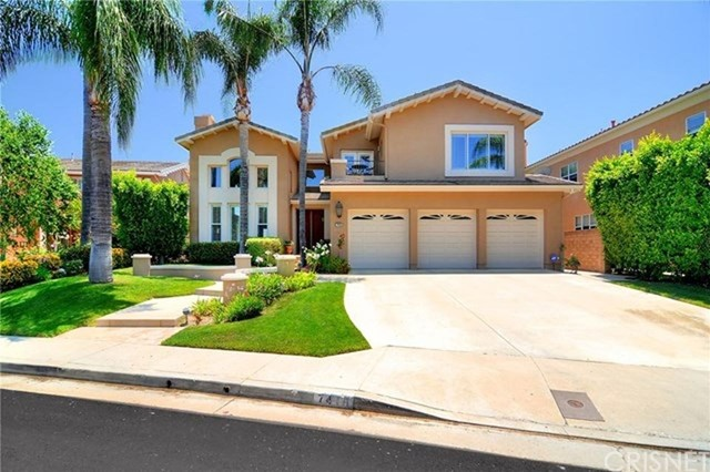 7420 Cliffside Court, West Hills, CA 91307