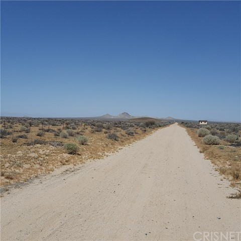 0 Castle Butte Road, North Edwards, CA 93523