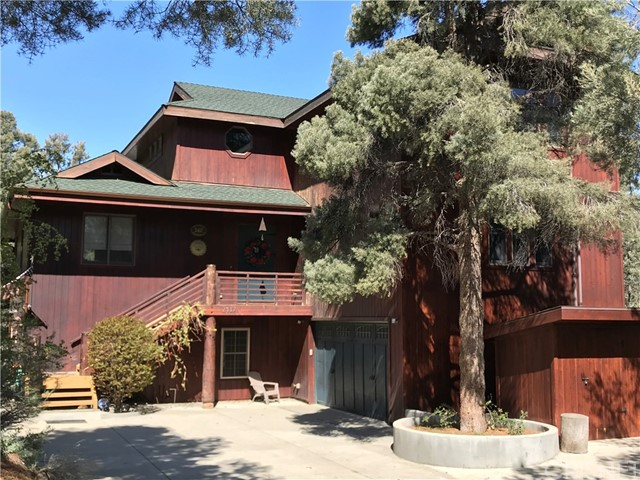 2417 Yellowstone Court, Pine Mtn Club, CA 93225