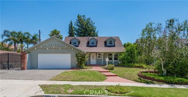 11610 Babbitt Avenue, Granada Hills, CA 91344