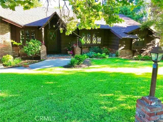 18020 OSBORNE Street, Sherwood Forest, CA 91325