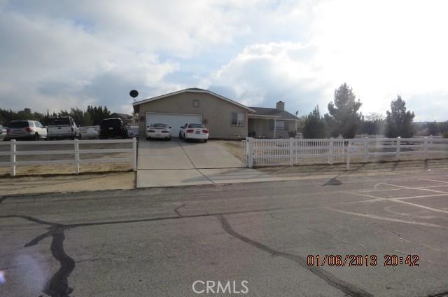 12810 E Avenue X, Littlerock, CA 93553