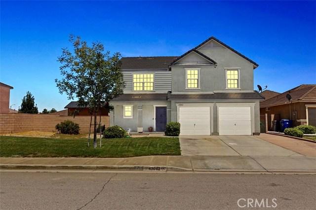 43042 Rucker Street, Lancaster, CA 93535
