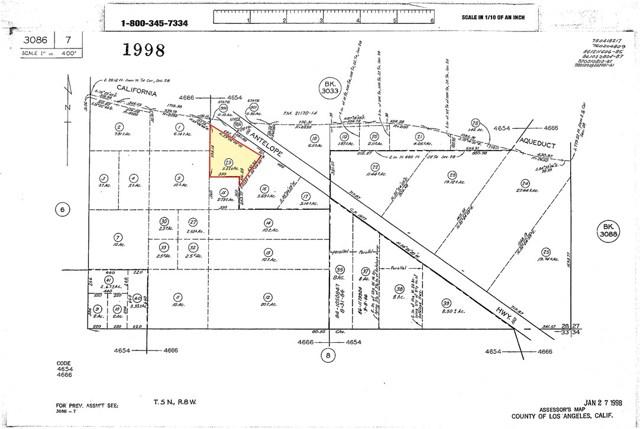 5 On Hwy. 138(Antelope Hwy), Llano, CA 93544