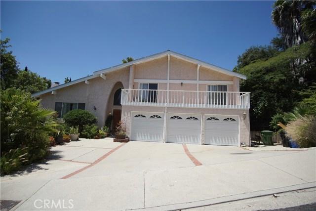 17600 Arvida Drive, Granada Hills, CA 91344