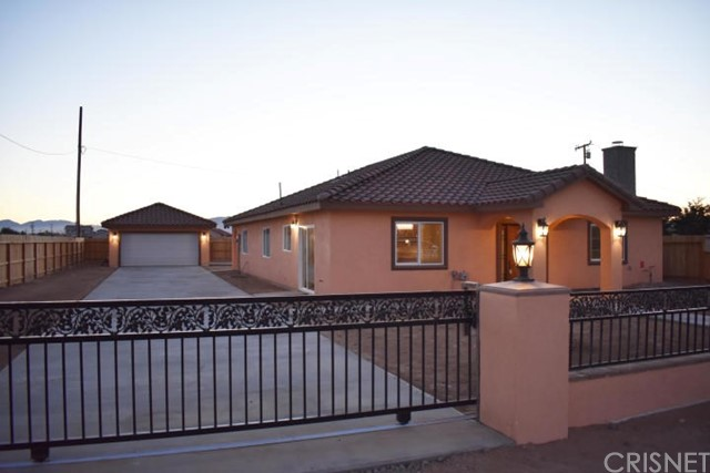 20025 Hacienda Boulevard, California City, CA 93505
