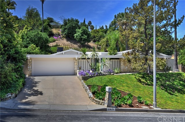 3615 Green Vista Drive, Encino, CA 91436