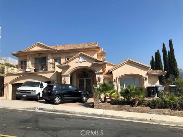 758 Ridge Drive, Glendale, CA 91206