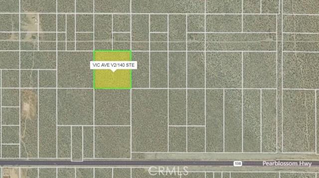 14000 Vac/Vic Avenue V2/140 Ste, Pearblossom, CA 93553