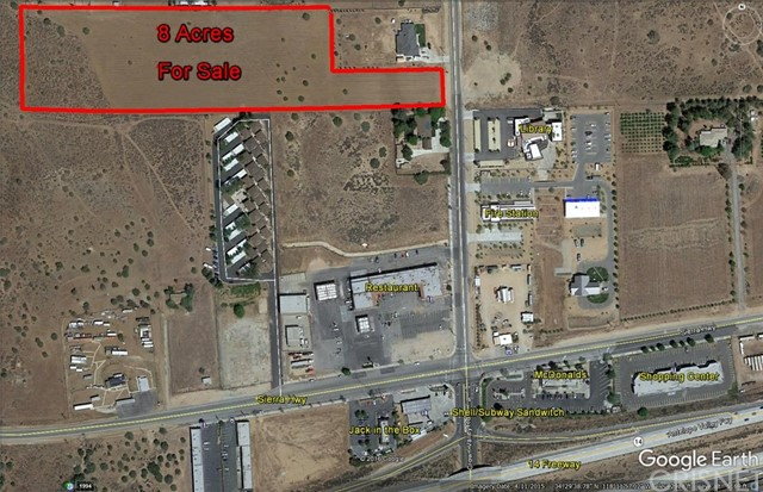 0 Crown Valley Road, Acton, CA 93510