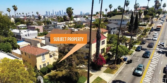 632 N Normandie Avenue, Los Angeles, CA 90004