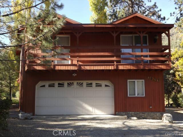16013 Edgewood Way, Pine Mtn Club, CA 93222